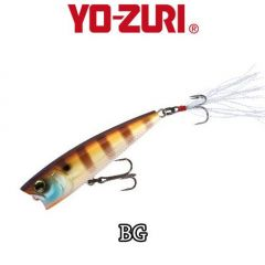 Popper Yo-Zuri 3DB Popper 7.5cm/10g, culoare BG