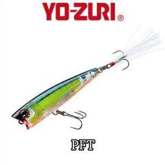 Popper Yo-Zuri 3DB Popper 7.5cm/10g, culoare PFT