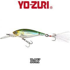 Vobler Yo-Zuri 3DB Shad 7cm/10g, culoare PAY