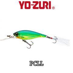 Vobler Yo-Zuri 3DB Shad 7cm/10g, culoare PCLL