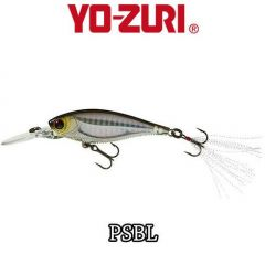 Vobler Yo-Zuri 3DB Shad 7cm/10g, culoare PSBL