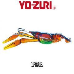 Creature Bait Yo-Zuri 3DB Crayfish SS 7.5cm/23g, culoare PBR