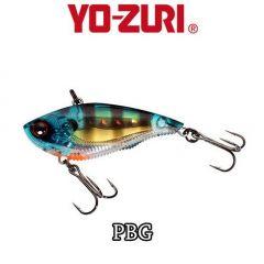 Vobler Yo-Zuri 3DB Vibe S 6.5cm/14.5g, culoare PBG