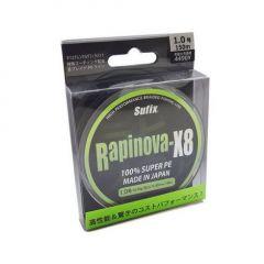 Fir textil Sufix Rapinova Lemon Green 0.185mm/11.9kg/150m