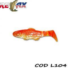 Shad Relax Clonay Laminat 5 cm, culoare 104 - 15buc/plic