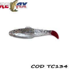 Shad Relax Diamond TC 12.5cm, culoare 134 - 5buc/plic