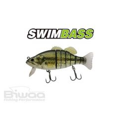 Swimbait Biwaa Swimbass 15cm, culoare Real Bass