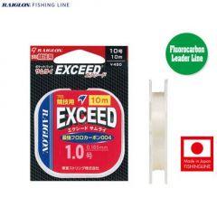 Fir fluorocarbon Raiglon Exceed Samurai 0.128mm/3lb/10m