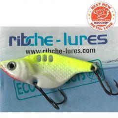 Cicada Ribche Lures Rib 1 5cm/16g, culoare Red Head SFC
