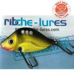 Cicada Ribche Lures Rib 3 5.5cm/20g, culoare Fire Perch