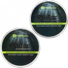 Fir textil RidgeMonkey RM-Tec Braided Mainline 0.28mm/20lb