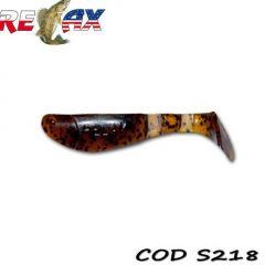 Shad Relax Kopyto Standard 6.2cm, culoare 218 - 10buc/plic