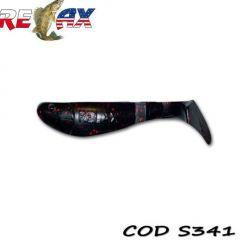 Shad Relax Kopyto Standard 6.2cm, culoare 341 - 10buc/plic