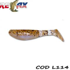 Shad Relax Kopyto Laminat 7.5cm, culoare 114 - 10buc/plic