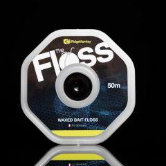 Ridge Monkey Waxes Bait Floss 50m