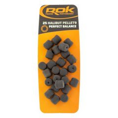 Pelete Rok Fishing Perfect Balance Halibut 12mm - Black
