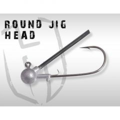 Jig Colmic Hearkles Rotund antibradis 1/0 1/16oz 1.75gr