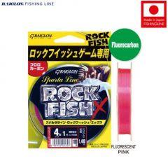 Fir fluorocarbon Raiglon Sparta Line Rockfish X 0.148mm/3lb/100m