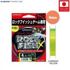 Fir monofilament Raiglon Sparta Line Rockfish X 0.165mm/4lb/100m