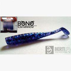 Shad Bertilure Bono Slim Minnow 5cm - Blue Star
