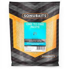 Pasta Sonubaits One To One F1 500g