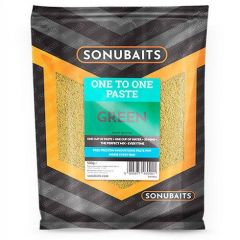 Pasta Sonubaits One To One Green 500g
