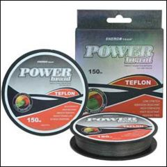 Fir textil EnergoTeam Power Braid Teflon 0.08mm/7.0kg/150m