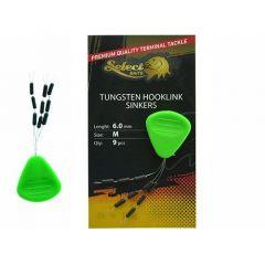 Opritor Select Baits Tungsten Hooklink Sinkers Medium