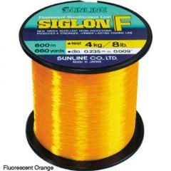 Fir monofilament Sunline Siglon F 0.31mm/6Kg/600m