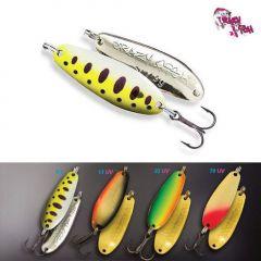 Lingura oscilanta Crazy Fish Sly 9g, culoare 70 GR