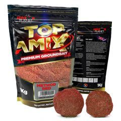 Nada Senzor Top Amix Method Red Limited Edition 1kg