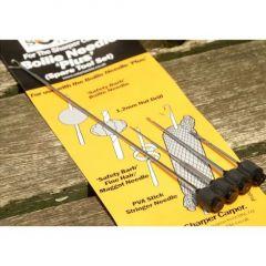 Set crosete + burghiu Solar Spare Boilie Needle Tools