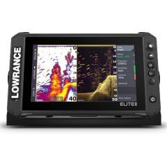 Sonar pescuit Lowrance Elite FS 9 Active Imaging 3-in-1