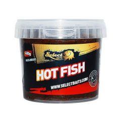 Pasta solubila Select Baits Hot Fish 400g