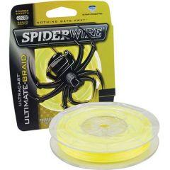 Fir textil Spiderwire Ultracast Hi-Vis Yellow New 0,17mm/18,1kg/110m