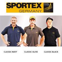 Tricou Sportex Polo Classic Olive, marime L