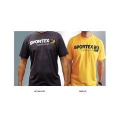 Tricou Sportex Yellow, marime M