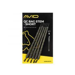 Tija plumb Avid Carp QC Bag Stems - Short