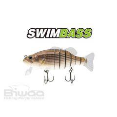 Swimbait Biwaa Swimbass 15cm, culoare Striped Bass