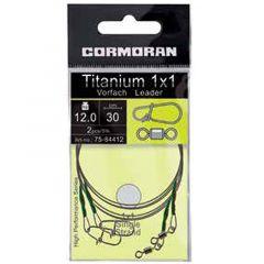 strune cormoran titanium