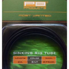 PB Sinking Rig Tube 0.75mm/2m - Silt