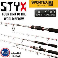 Lanseta Sportex Styx B 2.70m (model 2016), 40g