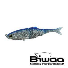 Swimbait Biwaa Sub Kicker 18cm/45g, culoare Blue Chrome