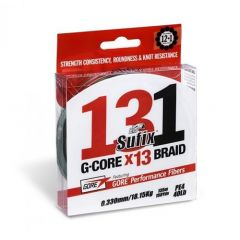 Fir textil Sufix 131 Low Vis Green 0.235mm/13.61kg/150m