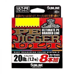 Fir textil Sunline PE Jigger ULT 8 12lb 200m