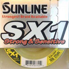 Fir textil Sunline SX1 12lb/115m