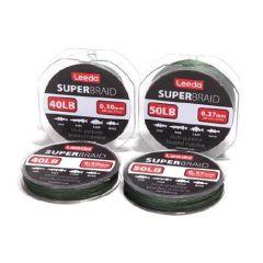 Fir textil Leeda Super Braid 0.14mm/15lb/137m