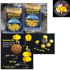 Porumb artificial Enterprise Tackle Super Soft Slow Sinking Sweetcorn - Yellow
