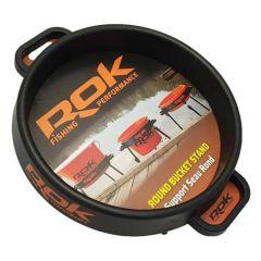 Rok Fishing Round Bucket Stand