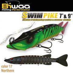 Swimbait Biwaa Swimpike SS 18cm/26g, culoare Northern